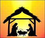 Nativity graphic