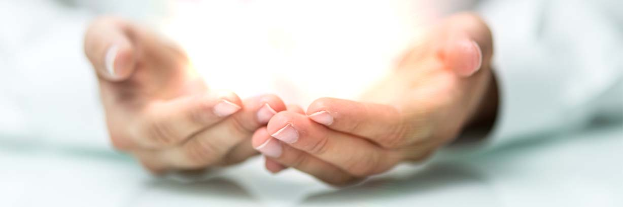 Photograph of Praying Hands