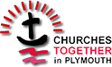 Churches Together in Plymouth Logo and Link